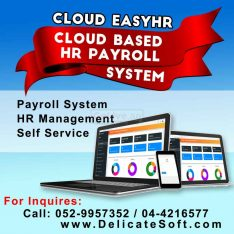 Cloud Base HR Payrolll Software in Dubai UAE
