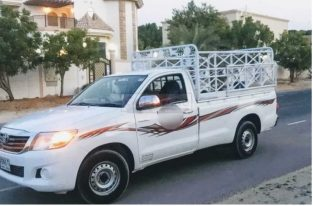 pickup for rent service 0504210487