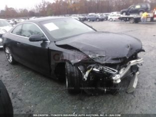 Audi A5 2013 full option Usa Imported for sale