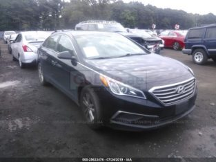 2016 Hyundai Sonata USA Imported for sale only for 23500 AED