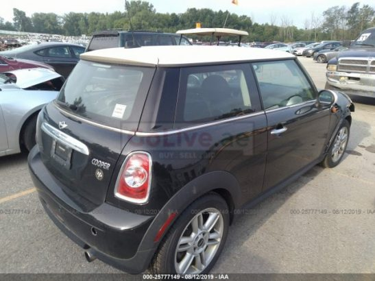 MIni Cooper 2011 Usa Import Only for 12500 AED