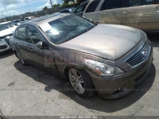 Infiniti G37 2012 Fresh US Import for Sale