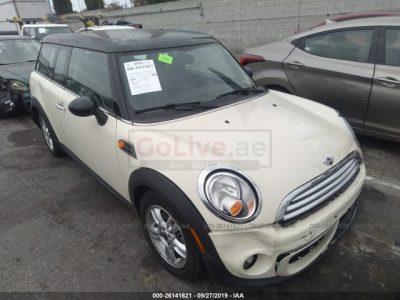 MInI Cooper 2012 For Sale USA Imported only for 15900 AED