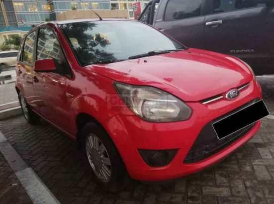 FORD FIGO 2011,GCC,145000KM,WELL MAINTAINED