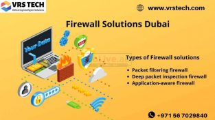 Advanced Firewall Solutions for small business – VRS Tech