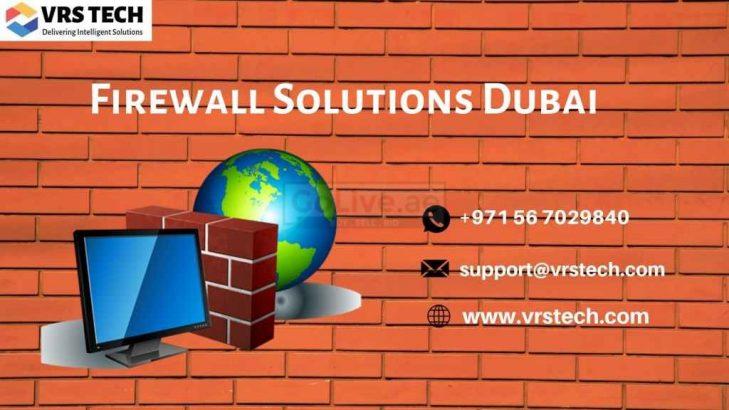 Firewall Solutions – Firewalls for Small Business – VRS Tech