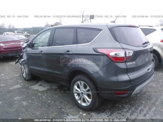 2017 FORD ESCAPE US IMPORT FOR SALE