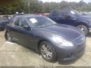 2012 INFINITI G25 FRESH US IMPORT FOR SALE