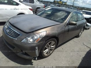 2012 INFINITI G37 FRESH US IMPORT FOR SALE