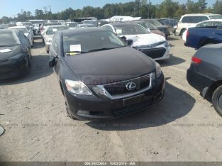 2010 LEXUS GS SERIES USA IMPORTED FOR SALE