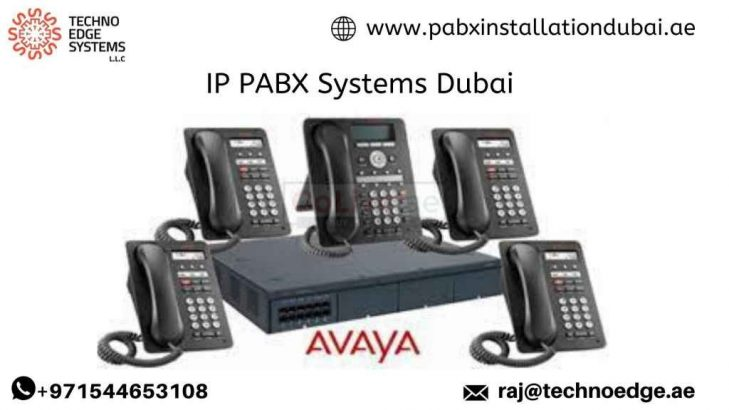 Best IP PABX Telephone Systems in Dubai – Techno Edge Systems