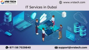 Advanced IT Solutions in Dubai – IT Services in Dubai