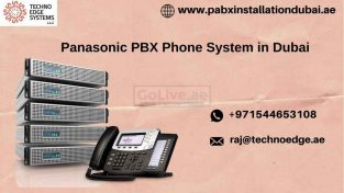 Best Panasonic PBX System in Dubai | Panasonic PABX Distributors in UAE