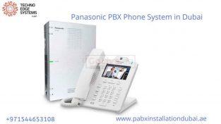 Panasonic PBX Phone Suppliers in Dubai – Techno Edge Systems LLC