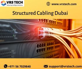 Best Structured Cabling Companies in Dubai – VRS Tech