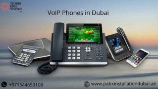 Best VoIP Suppliers in Dubai | VoIP Phones in UAE