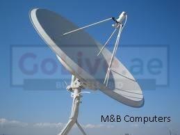 Satellite Dish Antenna Installation in Dubai