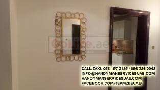 Handyman 99 AED / Hour 056-326-0042