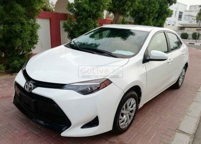TOYOTA COROLLA 2019,LE FRESH IMPORT,2450 MILES ONLY,NEW CONDITION