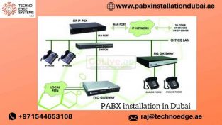 Get PABX Installation in Dubai – Techno Edge Systems