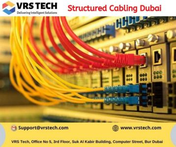 Advanced Structured Cabling Solutions in Dubai – VRS Technologies
