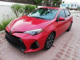 TOYOTA COROLLA 2017 SE,MID OPTION,FRESH IMPORT,CLEAN CAR