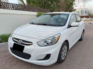 HYUNDAI ACCENT 2017,1.6 ENGINE,FRESH IMPORT,WELL MAINTAINED,PERFECT CONDITION