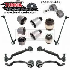 Bush Change for all kind of Cars at Turkia Auto Workshop Sharjah UAE