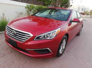 HYUNDAI SONATA 2017,MID OPTION,FRESH IMPORT,PERFECT CONDITION