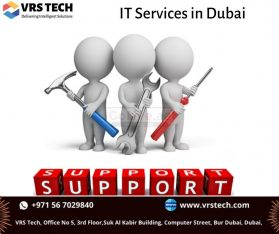 Best IT Support in Dubai | IT Solution Companies in Dubai