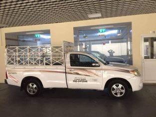 pickup truck for rent in jlt 0504210487