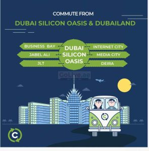 Carlift Pickup/Drop services from Silicon Oasis Dubailand