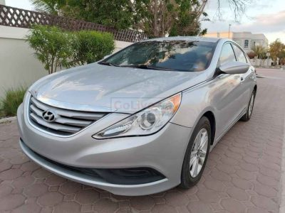HYUNDAI SONATA 2014,MID OPTION,CRUISE CONTROL,PERFECT CONDITION
