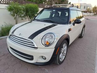 MINI COOPER CLUBMAN 2012,FULLY AUTOMATIC,PERFECT CONDITION