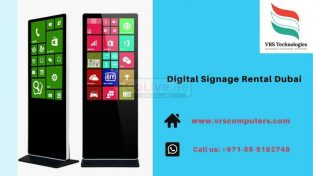 Touch Screen on Rent in Dubai UAE