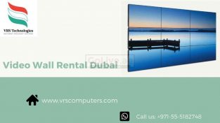 LED Video Walls for Rent in Dubai UAE