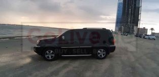 Reliable car suv 4×4 7 seaters available for car from sharjah anywhere to Dubai motor city impz jvc sports city