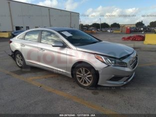 2017 HYUNDAI SONATA ONLY FOR 22000