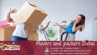 Move with professional movers in Dubai | A to Z movers UAE