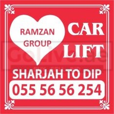 RAMZAM GROUP / SHARJAH TO DIP
