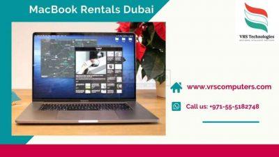 Rent MacBook for Business in Dubai UAE