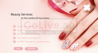 Nboutique – Beauty On Demand – Best Beauty Services at Home