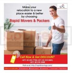 BEST PROFESSIONAL MOVERS IN UAE