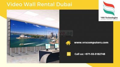 LED Video Wall Hire Solutions for Events in Dubai