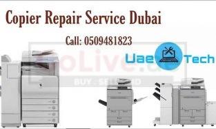 Printer Repair Service in Dubai