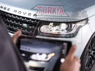 1 Best Range Rover Service Center & Repairing Workshop in Sharjah