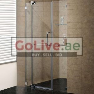 SHOWER GLASS PARTITION IN DUBAI 0557274240