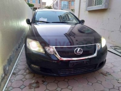 LEXUS GS 350 2010 FULL OPTION SPECIAL EDITION ALL WHEEL DRIVE IMPORTED CAR