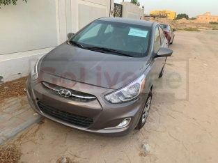 HYUNDAI ACCENT 2017 USA IMPORTED DONE 38,270 MILES