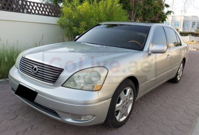 LEXUS LS430 2003,IMPORTED CAR,FULL OPTION,SUNROOF,LEATHER SEATS